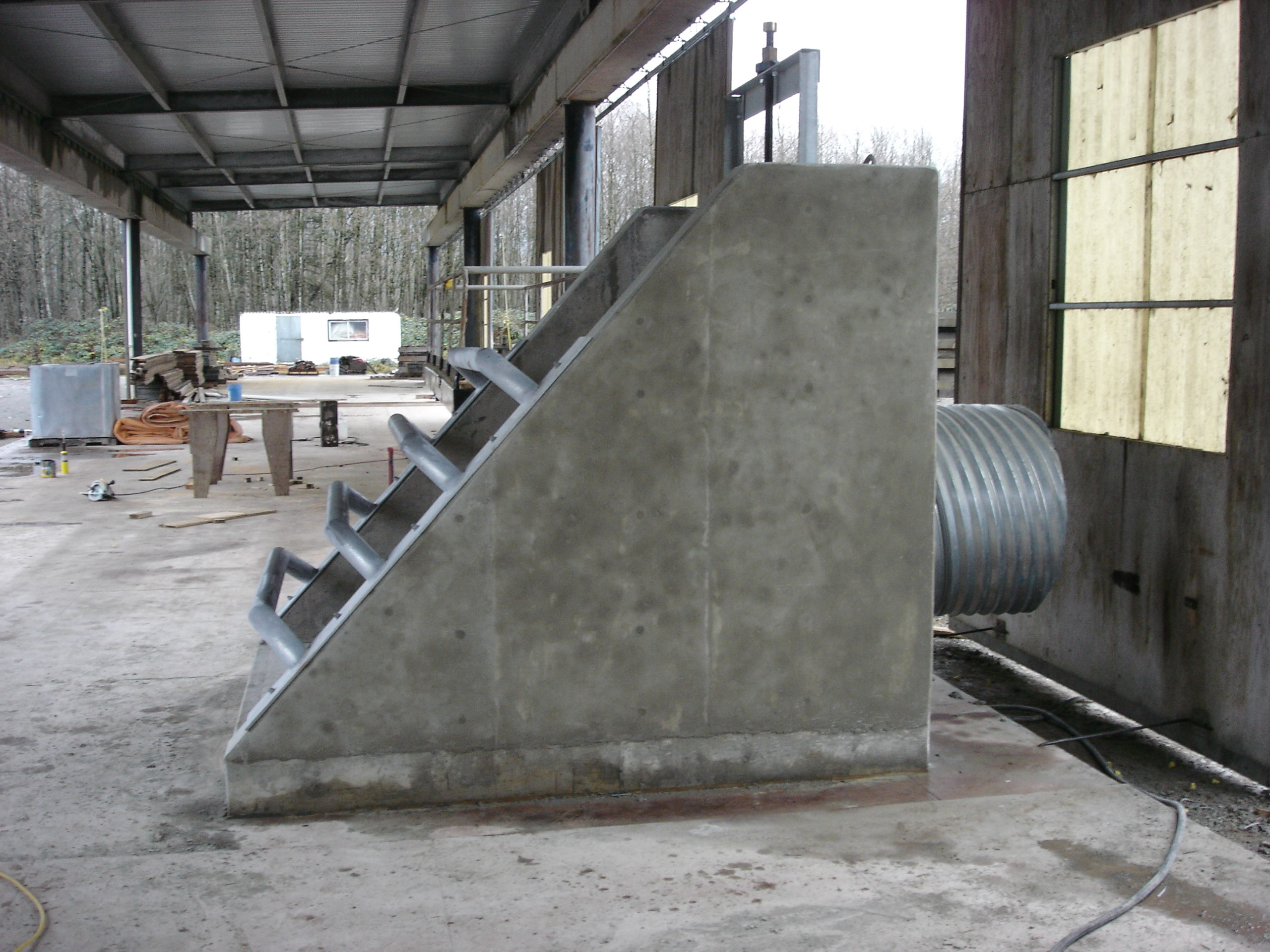 Concrete Water Intakes